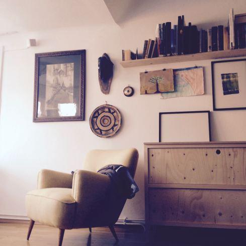 MU Pan Sofa chair