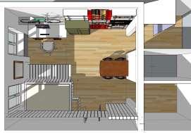 Smal Room sketch